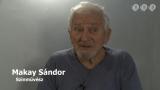 Interjú Makay Sándorral