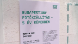 Budapest100 fotókiállítás