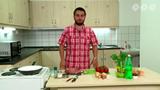 BSS Nyamm - Sülthús paradicsomsalátával