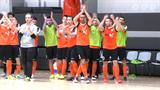 BME-BT FC - TFSE Futsal rangadó