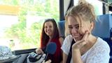 Gólyatábor 2020 - Vonatút