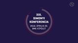 Simonyi Konferencia 2016 - ReHAB ballonplatform