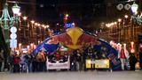 Hajtányverseny 2010 a közlekkaron