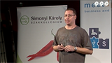 Schönherz Meetup 2017 ősz - Miért van most sokkal több zsarolóvírus-támadás, mint tíz éve?