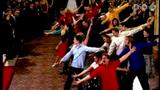 Gólyabál 2005 Seniorok tánca