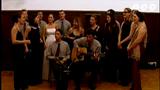 Gólyabál 2005 - A Silentio kórus előadása
