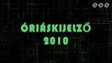 Schönherz Qpa 2010 - Színes Mátrix Óriáskijelző